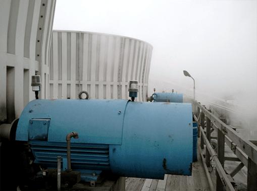 Bộ bôi trơn tự động cho tháp giải nhiệt ER-150R-1000