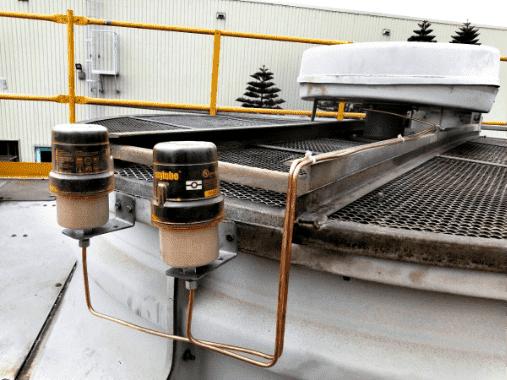 Bộ bôi trơn tự động cho tháp giải nhiệt ER-150E-1500