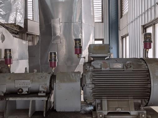 Bôi trơn tự động cho thiết bị tốc độ cao EL-60-1000-3B Elite