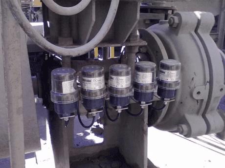 Bộ bôi trơn tự động cho máy bơm ER-60E-1000