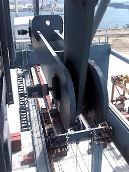 Bộ bôi trơn tự động cho thiết bị nâng ER-250R-2000