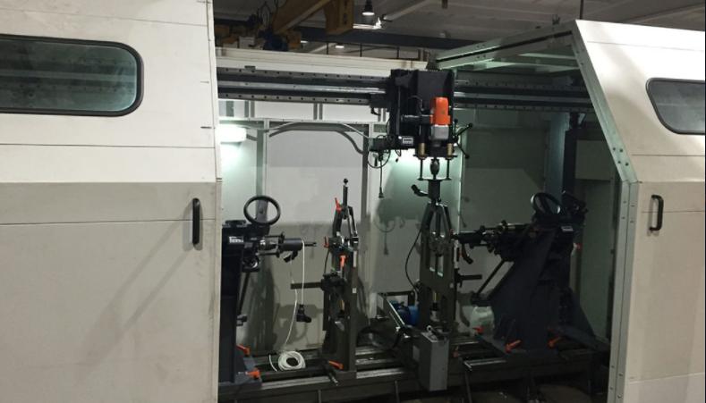 Máy cân bằng động rotor động cơ điện CIMAT CMT-5000