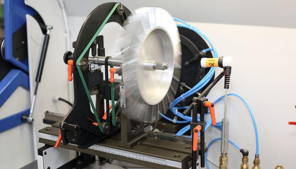 Cân bằng động Rotor là gì?