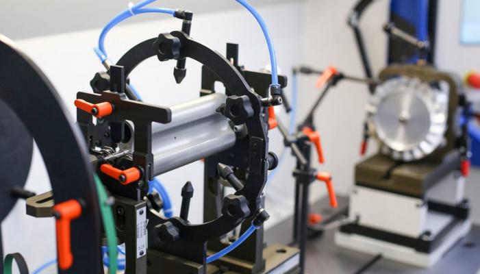 Máy cân bằng động Rotor Motor điện CIMAT CMT-30H2PS