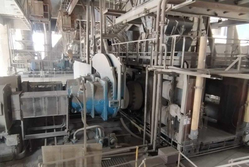 Chẩn đoán lỗi sớm của vòng bi con lăn máy nghiền tại nhà máy xi măng