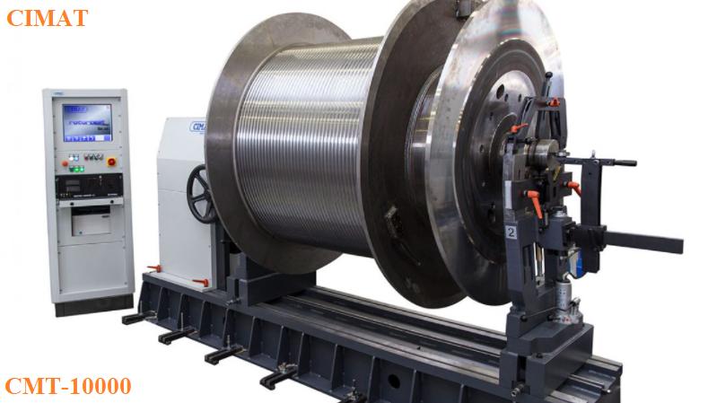 Máy cân bằng động đa năng CIMAT CMT-10000